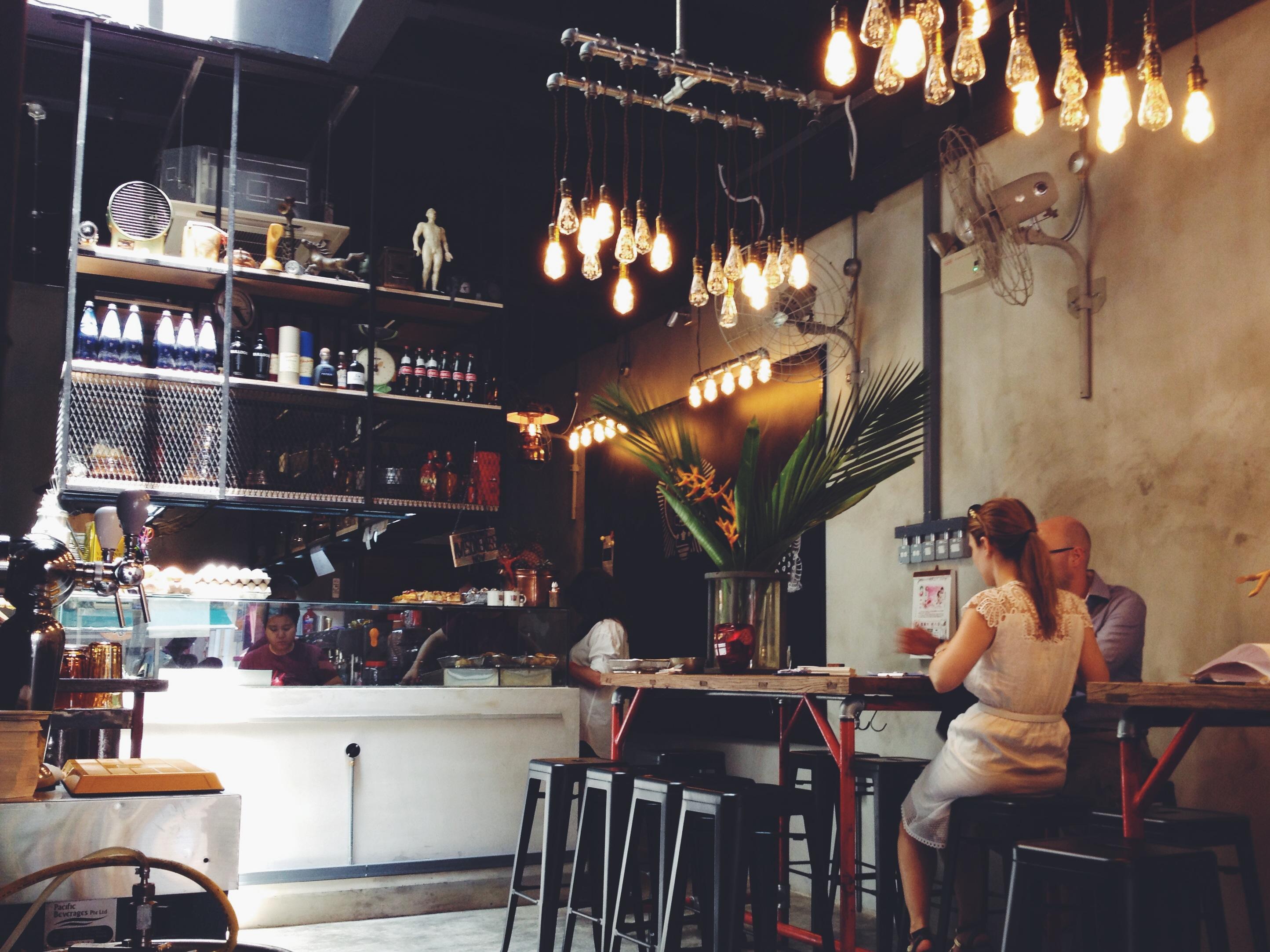 My Awesome Cafe Telok Ayer Street Jiaksimi Png